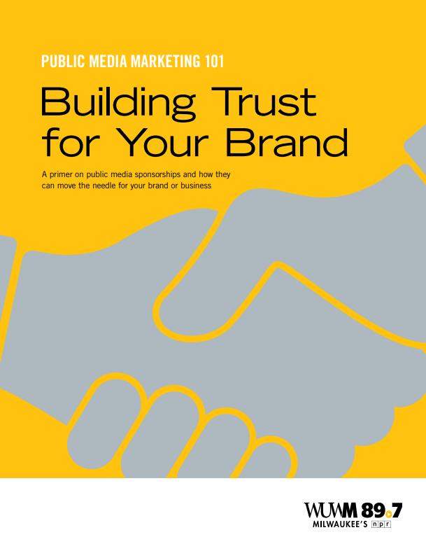 MKE - Public Media Marketing 101 eBook cover